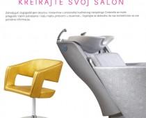 Beauty & Lifestyle Show Zagreb - Cindarella namještaj